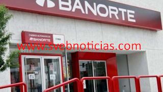 Asalto en Veracruz, ahora fue una sucursal Banorte en Tejeria