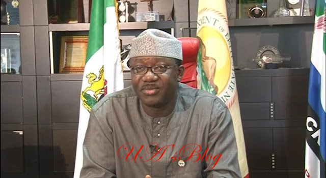 No Ekiti civil servant has received salary this year –Fayemi