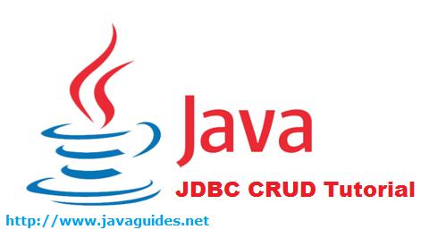 JDBC CRUD Example Tutorial