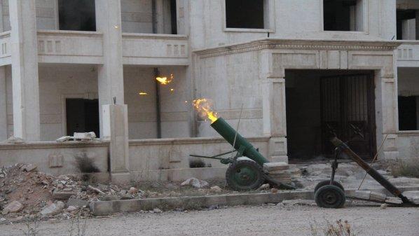 Pertempuran Masih Sengit di Aleppo