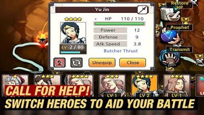 Undead Slayer APK Mod v2.0.2 Unlimited Jades