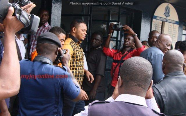 Bishop Obinim granted bail