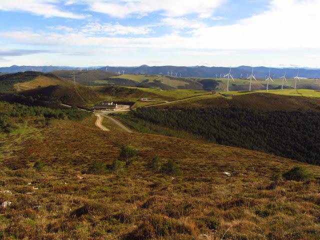 Rutas por el Concejo de San Martín de Oscos: La Vaga