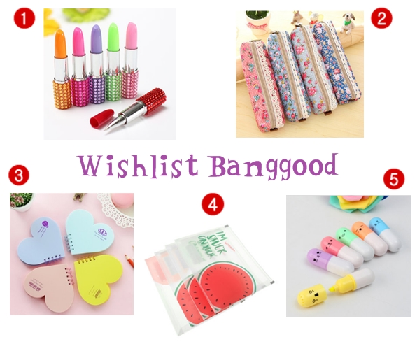Wishlist - Banggood 11th Anniversary