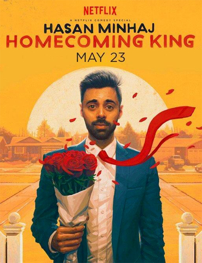 Ver Hasan Minhaj: Homecoming King (2017) Online