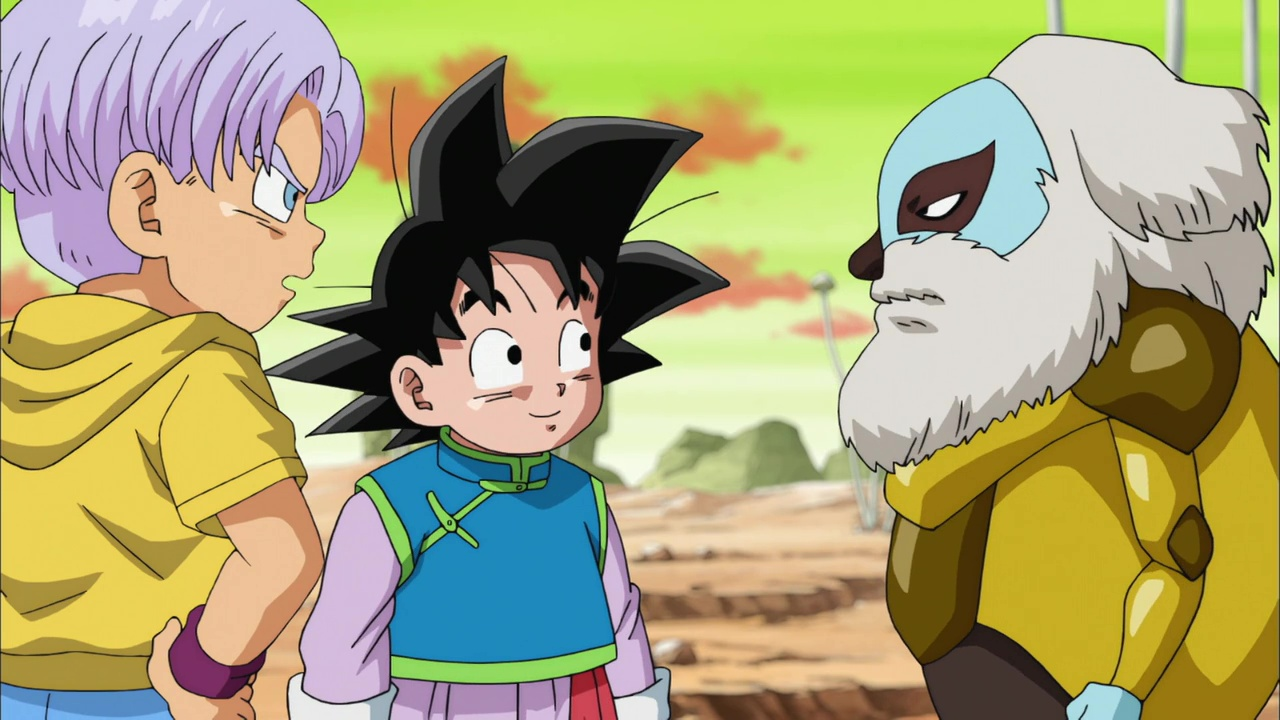 Ver Dragon Ball Super (Latino) Saga del Torneo del Universo 6 - Capítulo 44