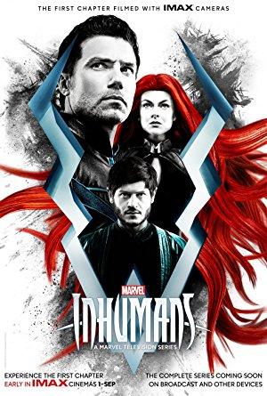Poster Inhumans 2017–