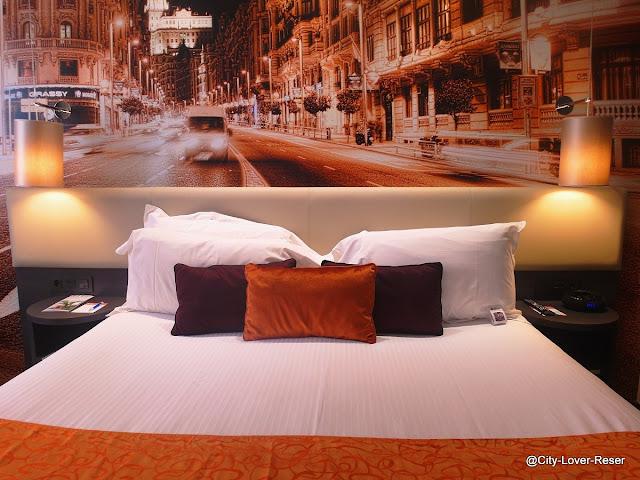 hotel Indrigo i Madrid