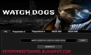 watch dogs 2 cd keygen