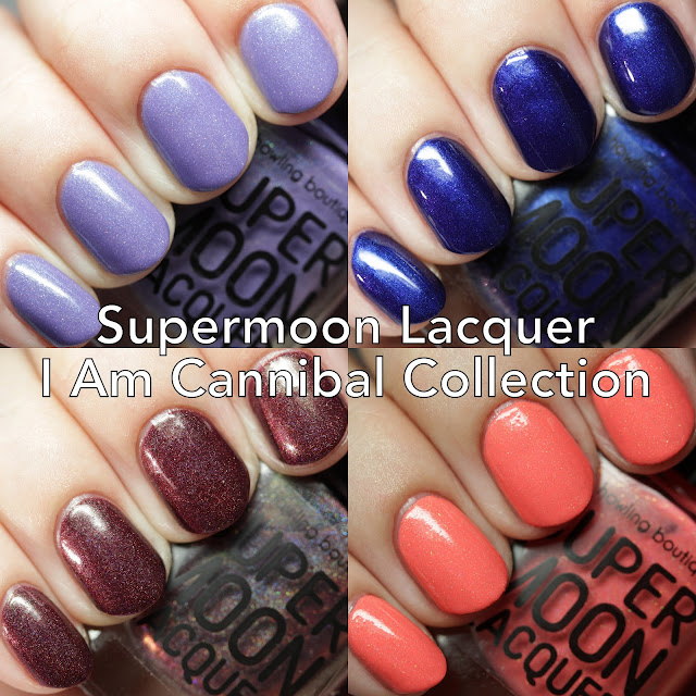 Supermoon Lacquer I Am Cannibal Collection