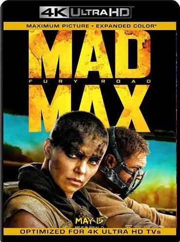Mad Max Fury Road (2015) 4K UHD HDR Latino [GoogleDrive] SilvestreHD