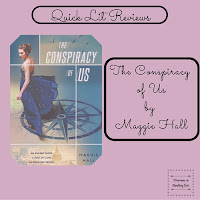 The Conspiracy of us by Maggie Hall  a quick review on Reading List