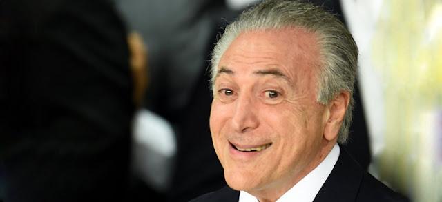 Urgente - Câmara rejeita denúncia da PGR contra o presidente Michel Temer