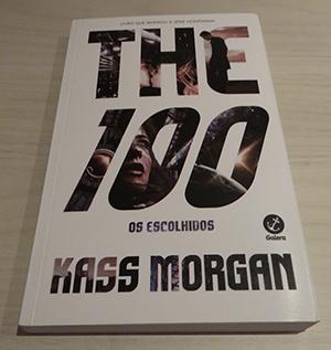 capa do livro the 100 os escolhidos