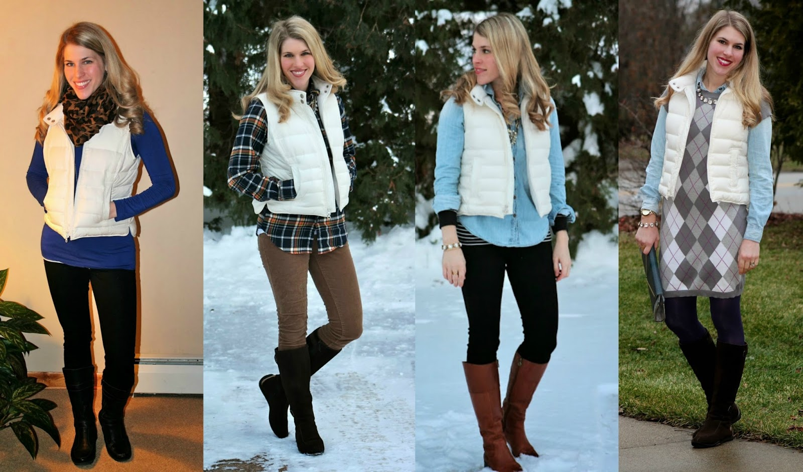 I Do Declaire 50 Ways To Wear A Puffer Vest