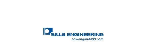 Lowongan Kerja PT. Silla Engineering Indonesia Cikarang
