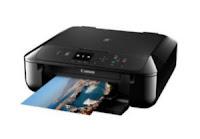 Canon PIXMA MG5750 Printer Driver