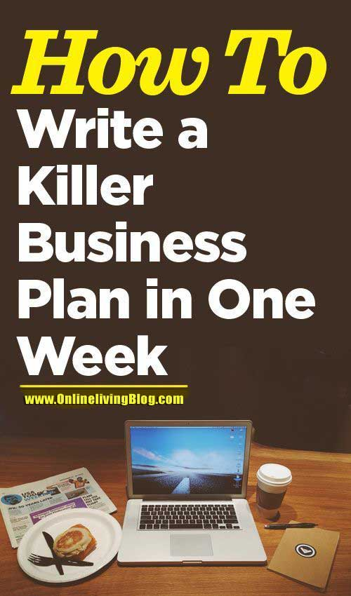 8 Steps To Write a Business Plan Outline: #businessplan #startup #business