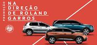 Promoção Na Direção de Roland Garros Peugeot peugeotemrolandgarros.com.br