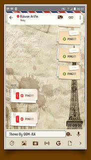 Free Download BBM MOD PARIS STORY v3.2.5.12 APK Update 2017 BBM Full DP No Crop Gratis