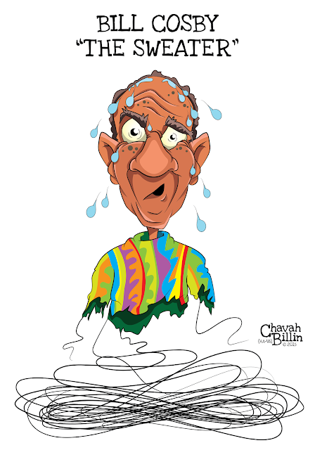 Bill Cosby Drugged Rape Allegations - The Sweater