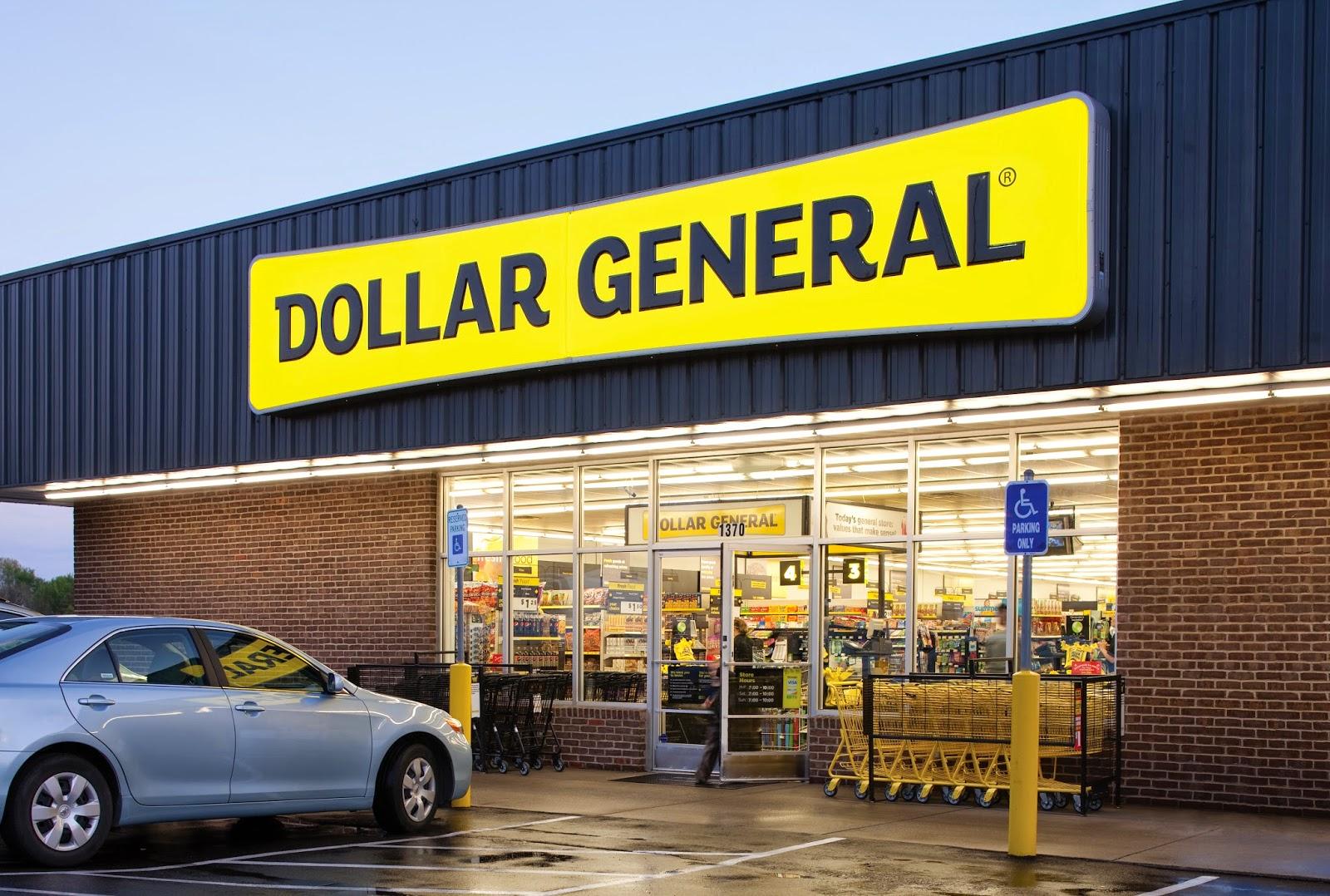 Coupon Dollar General Store