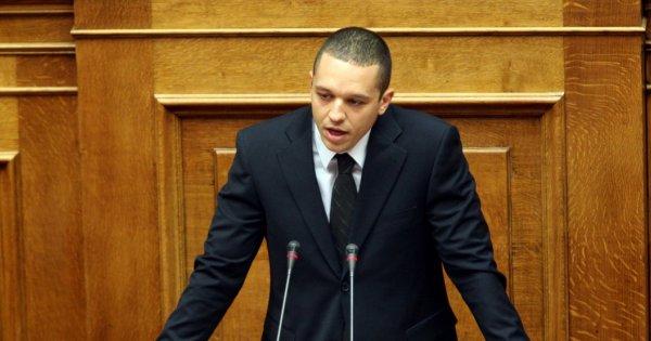Τι απαντά ο βουλευτής του Λαϊκού Συνδέσμου Η.Κασιδιάρης στην Τ.Χριστοδουλοπούλου