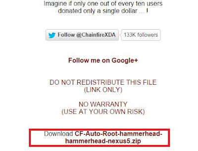 Download CF- Auto-Root-hammerhead-nexus5.zip