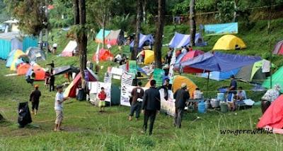 lokasi camping dlundung