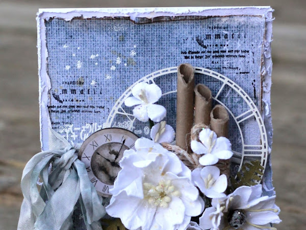 Live in the Moment - Creative Scrapbooker