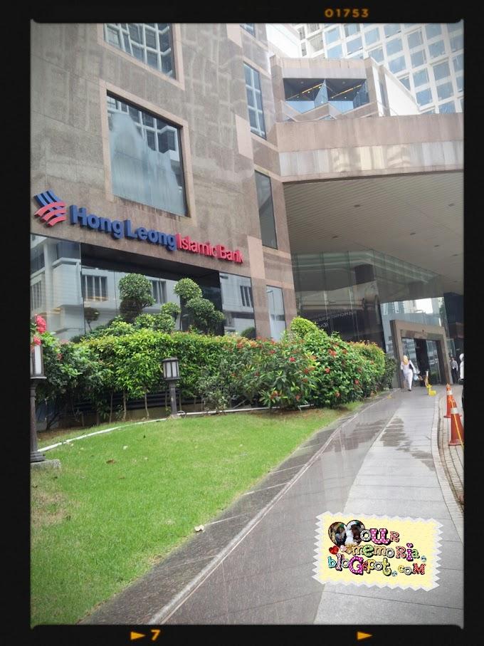 Taklimat Persediaan Bonus di Hong Leong Bank Jalan Perak