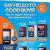 Alcatel smartphone price drop! price starting at 2,199
