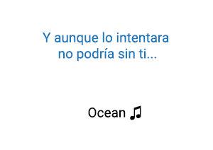 Karol G Ocean significado de la canción.
