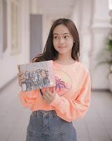 Angel Lisandi Putri pemeran fanya foto lengkap terbaru saat ini