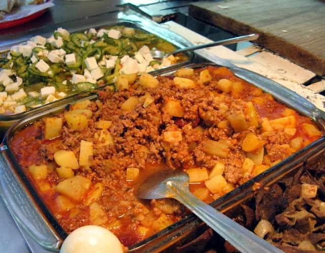 My Mexican Kitchen: Super Tacos de Guisados en la Calle de ...