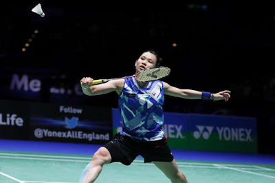 Tunggal Putri di BWF World Tour Finals 2018