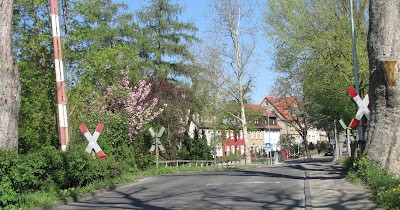 Erlbacher Straße in Rothenburg