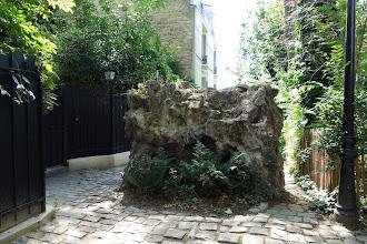 Paris : Passage de la Sorcière, son rocher, ses légendes montmartroises et la polémique autour de la privatisation - XVIIIème