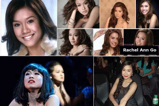 Featured Celebrity: Rachel Ann Go
