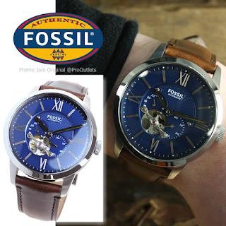 jam tangan original fossil me3110