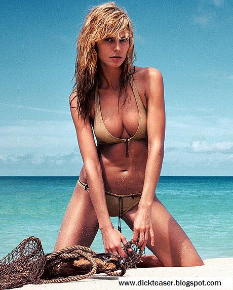 Beach bikini bottoms
