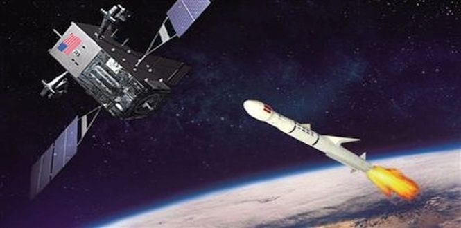 China Testing New Space Weapons