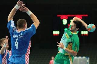 Brasil juega buen partido pero cae ante Croacia - VIDEO   Mundo Handball