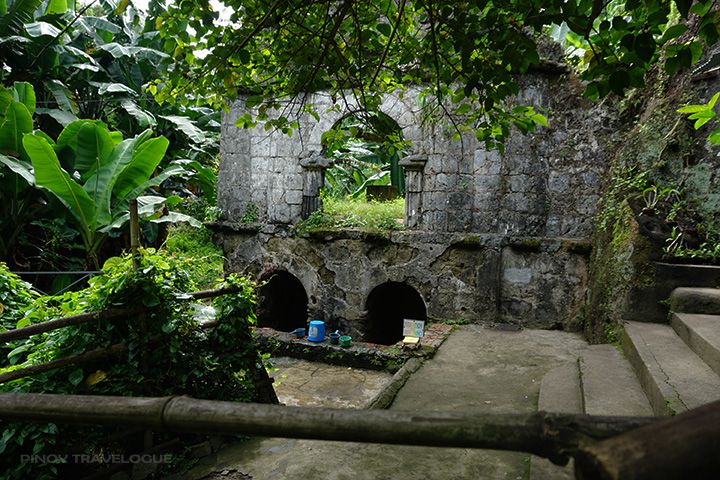 Saint Lucia's Well