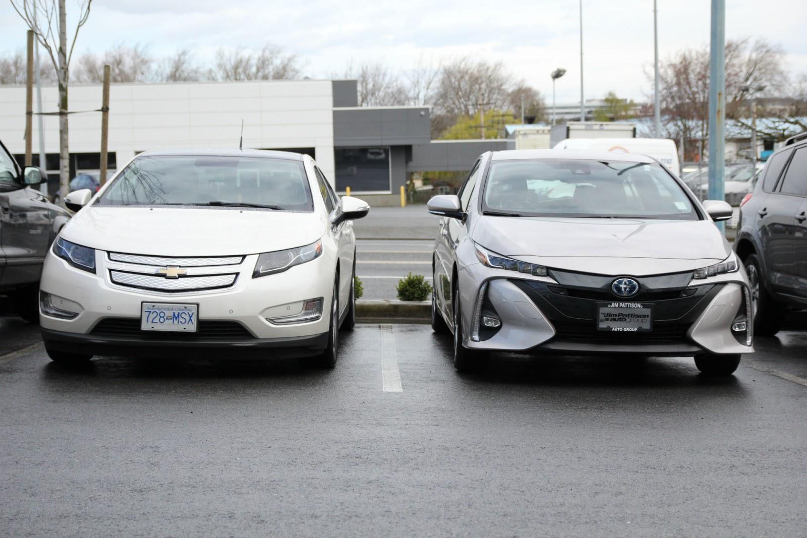 2018 Toyota Prius Prime Efficiency Test Dustin B My Ev Perspective