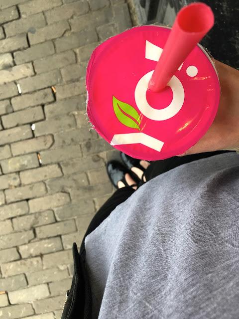 Yo! Bubbletea Amsterdam