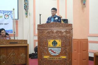 RAT Ke 31 Koperasi Dharma Wanita Persatun ( DWP) Kota Cirebon
