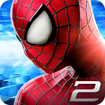 The Amazing Spider Man 2 v1.2.2f ApkMod+Data Terbaru