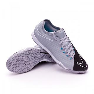Nike HypervenomX Finale II IC - Wolf Grey Black