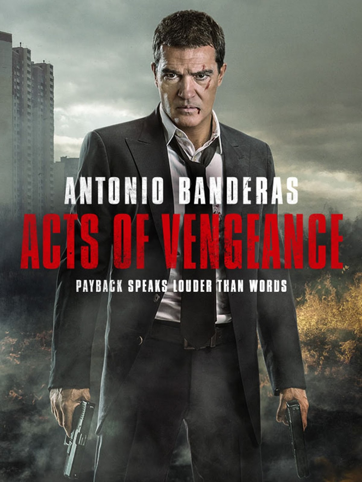Acts of Vengeance [2017] [DVDR] [NTSC] [Latino]